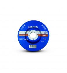 "Disco De Desbaste Metal 4,5"" - 115x6.0x22.23 Heiko"