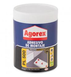 Adhesivo de Montaje PL 500 Pote 800 gr Agorex Thomsit