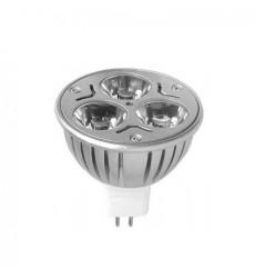LED GU - 10 3W LUZ CALIDA