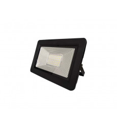 Reflector Led Slim 50w Luz Fria Want