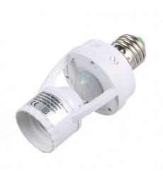 Sensor De Movimiento C/soquete E27 Max.50w