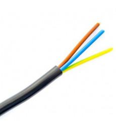 Cable Cordon Electrico Svt (uso Liviano) 3 X 16 Awg Negro (3 X 1.5)