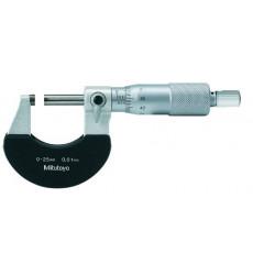 Micrometro Ext Mitutoyo 025mm 103137 4901185