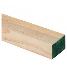 """Pino Dimensionado Verde 2 X 3"""" X 3.2 Mt"""