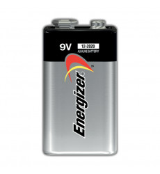 Bateria 9v Energizer Blister X 1