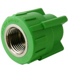 "Terminal Hi 20 Mm X 1/2"" Fitting Ppr (termofusin)"