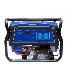 Generador Hyundai Gasolina 2,5/2,8 Kw/kva Partida Electrica Monofasico Abierto