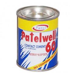 Adhesivo Contacto Patelwell  60 Tarro 1/32 Gl
