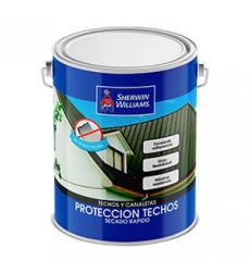 Proteccion Techo Gris Galon
