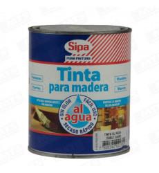 TINTA PARA MADERA AL AGUA PINO OREGON 800 CC SIPA