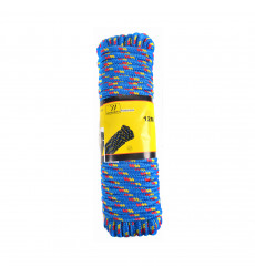 Rollo Cuerda Nylon Trenz 12mm X 30mt Cuz125