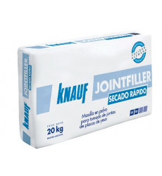 MASILLA BASE JUNTURAS JOINTFILLER SACO 20 KILOS