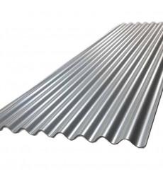 Plancha Zinc Alum Acanalada 0.30 851 Mm X 3.0 Mts