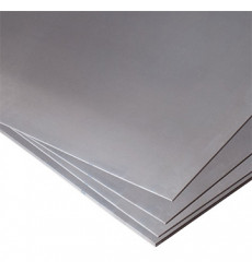 Plancha Lisa Zinc 0.35 Mm 1.0 X 2.5 Mts